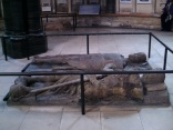 Effigies of Knights in London's Temple Church